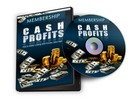 Thumbnail Membership Cash Profits (8 Videos) with Master Resell Rights