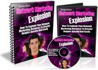 Thumbnail Network Marketing Explosion With Master Resell Rights