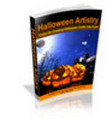 Thumbnail Halloween Artistry with Master Resell Rights