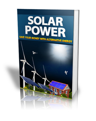 Product picture Solar Power with Master Resell Rights