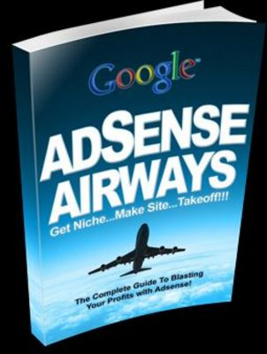 Product picture Adsense Airways with Master Resell Rights