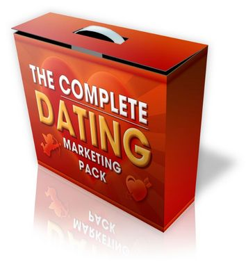Product picture Complete Dating Marketing Pack With Private Label Rights