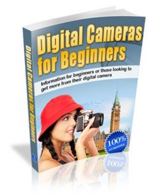 Product picture Digital Cameras For Beginners With Master Resell Rights