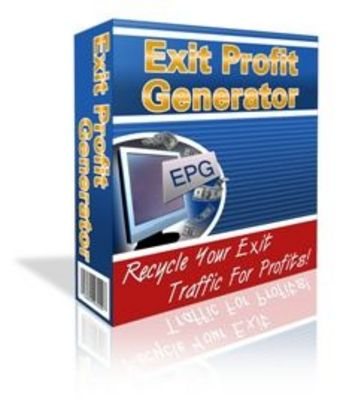 Product picture Exit Profit Generator V 2 with Master Resell Rights