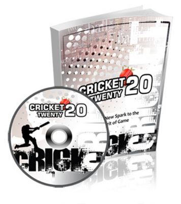 Product picture Twenty 20 Cricket with Master Resell Rights